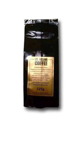 One Bag Rosemary Gate Saint Helena Ground Coffee 125g RRP £50, SALE 25