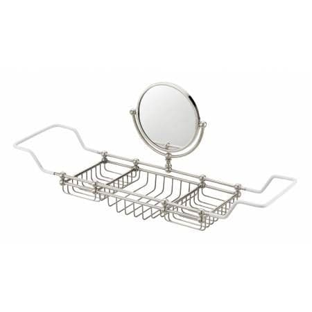 Sterlingham Classic Delux bath rack with mirror