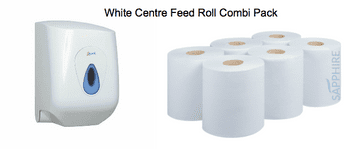 White Centre Feed - Combi Pack