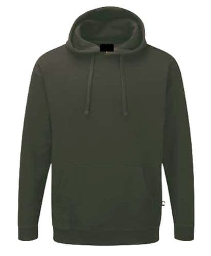 Back To Basics Pullover Hoodie Black £16.99