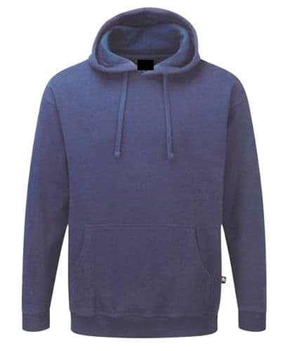 Back To Basics Pullover Hoodie Navy £16.99