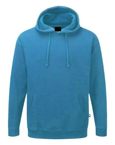 Back To Basics Pullover Hoodie Reflex Blue £16.99