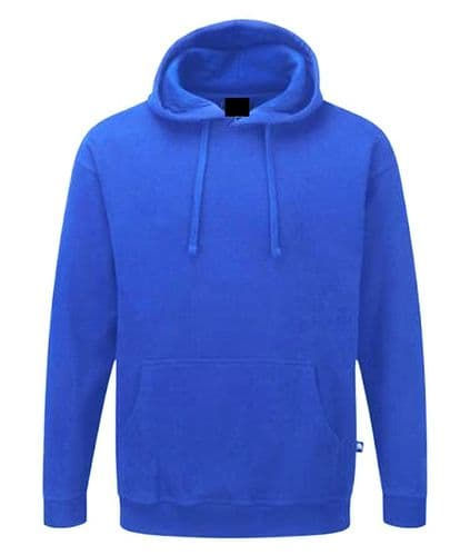 Back To Basics Pullover Hoodie Royal £16.99