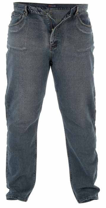 Rockford Comfort Fit Dirty Wash Jean