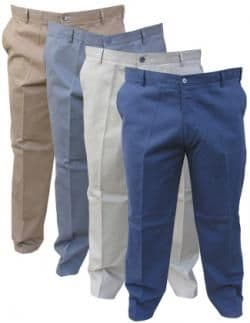 Woodbrie  Chino Trousers Grey