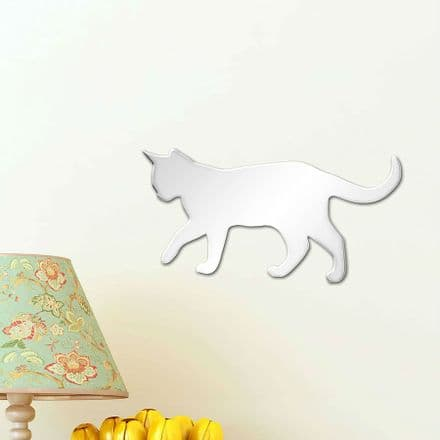 Cat Shaped Mirror Shatterproof