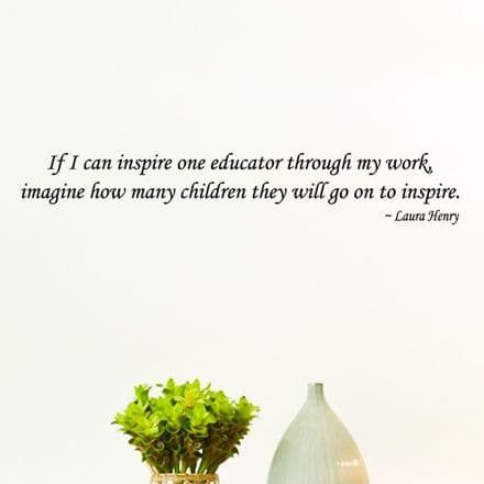 If I Can Inspire - Laura Henry