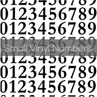 Small Vinyl Numbers