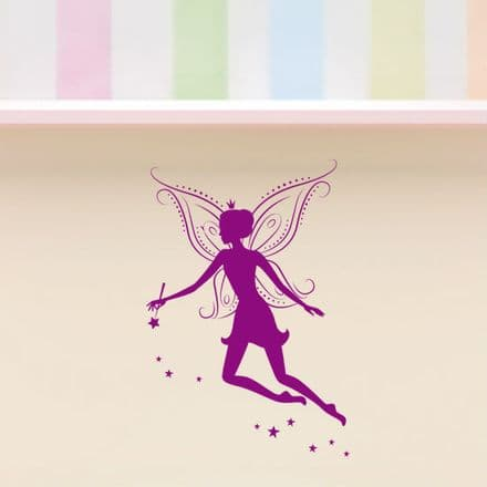 Star Fairy Wall Sticker