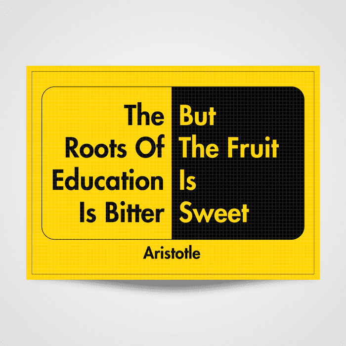 The Roots Of Education Wall Art
