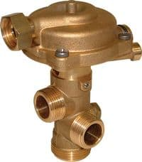 ALPHA 3.012752 CB24, CB28 CD24 28 HE DIVERTER VALVE
