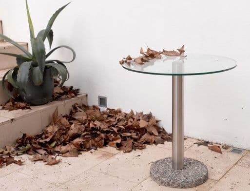 Aberdeen Outdoor Centre Pedestal Table