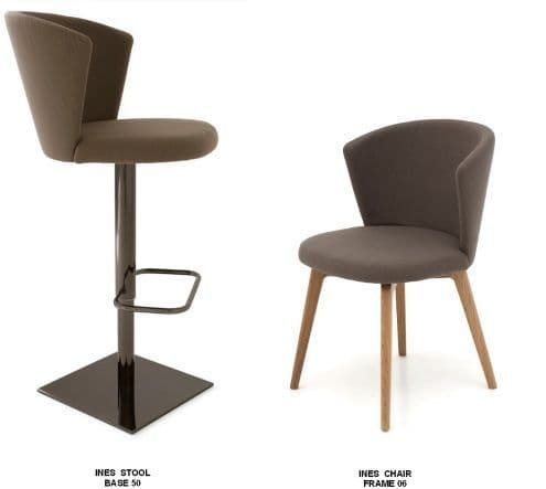 Ines Bar Stool and Chair
