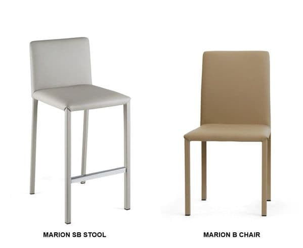 Marion Bar Stool and Chair