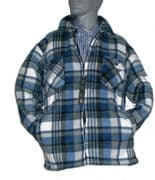 Lumberjack Fleece lined country work casual shirts