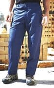 REGATTA MENS WORKING/WALKING THERMAL LINED ACTION MULTI POCKETS CARGO/COMBAT TROUSERS/PANTS