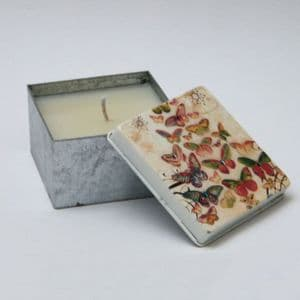 Aromatherapy Butterfly Tins