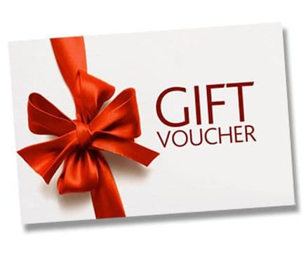 Jewlnick Leather Gift Voucher / Card