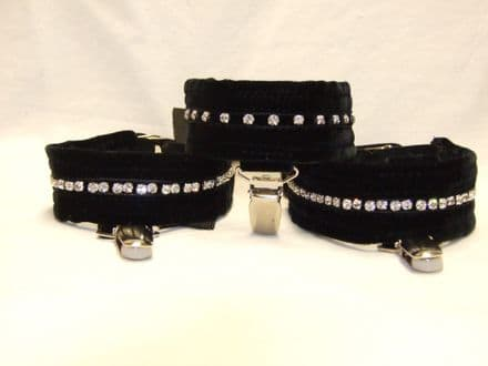 SWAROVSKI CRYSTAL ARM BANDS ( RING NUMBER CLIPS)