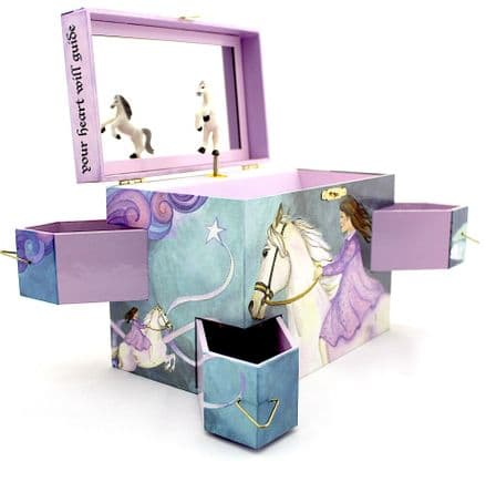 Discovery Musical Jewellery Box