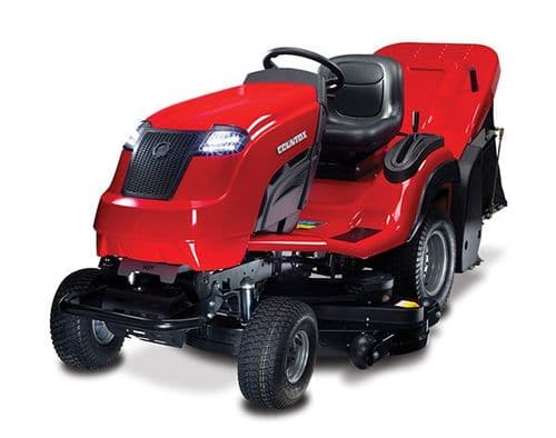 "Countax C60 Ride-On Mower with 38"" XRD Deck"