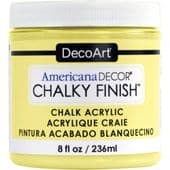 Americana Décor Chalky Finish Paint 8oz - Delicate
