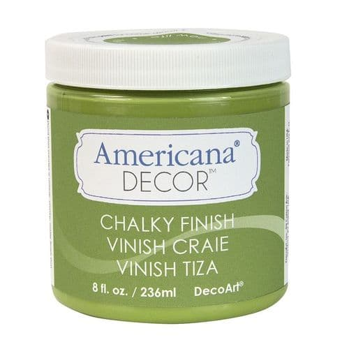 Americana Décor Chalky Finish Paint 8oz - New Life - PCLDAADC14