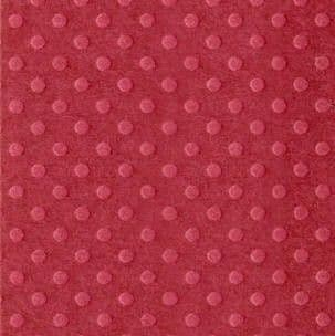 Bazzill Dotted Swiss 12x12 Cardstock - Blissful