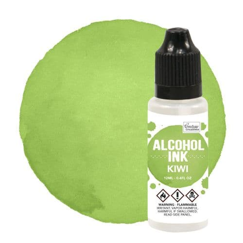 Couture Creations Alcohol Ink - Kiwi