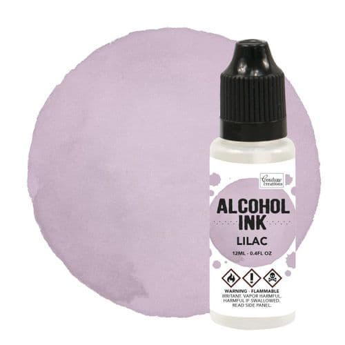 Couture Creations Alcohol Ink - Lilac