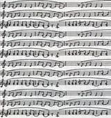 Decopatch Paper - Number 468 - Music