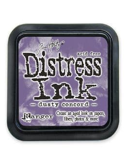 Distress Ink Pad - Dusty Concord - TIM21445