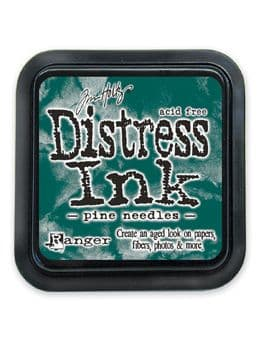 Distress Ink Pad - Pine Needles - TIM21476