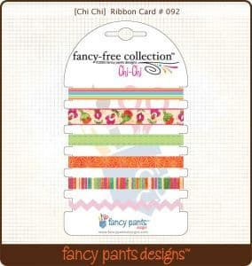Fancy Pants Chi Chi Ribbon