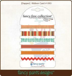 Fancy Pants Dapper Ribbon