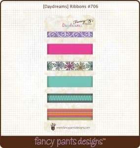 Fancy Pants Day Dream Ribbons