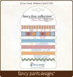 Fancy Pants Frou Frou Ribbon