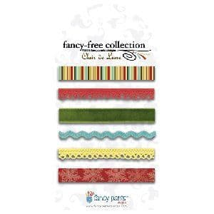 Fancy Pants Ribbons - Clair de Lune