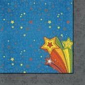 Fancy Pants - To The Moon - Shooting Star 12x12 Paper