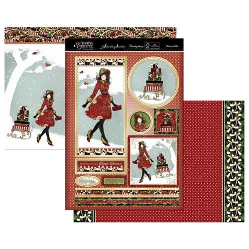 Hunkydory Die-Cut Topper Set - Glorious Gifts