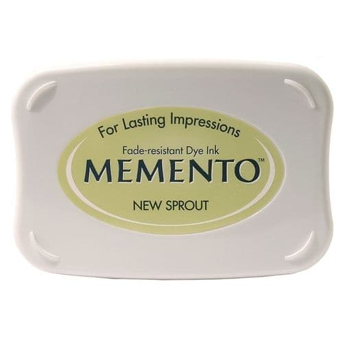 Memento Ink Pad - New Sprout - ME-704