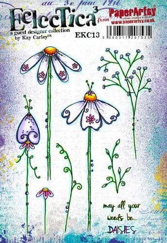 PaperArtsy Eclectica E³ - Kay Carley13 - EKC13 SPECIAL ORDER