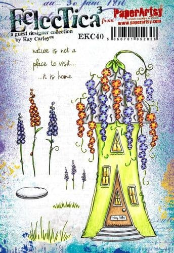 PaperArtsy Eclectica E³ - Kay Carley40 - EKC40