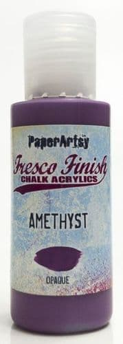 Paperartsy Fresco Finish Chalk Paint - Amethyst