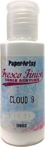 Paperartsy Fresco Finish Chalk Paint - Cloud 9