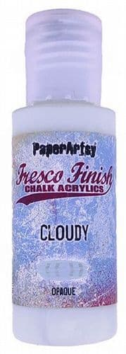 Paperartsy Fresco Finish Chalk Paint - Cloudy