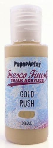 Paperartsy Fresco Finish Chalk Paint - Gold Rush {Set Apter}