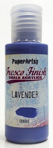 Paperartsy Fresco Finish Chalk Paint - Lavender