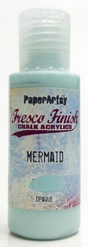 Paperartsy Fresco Finish Chalk Paint - Mermaid