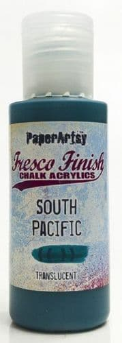 Paperartsy Fresco Finish Chalk Paint - South Pacific